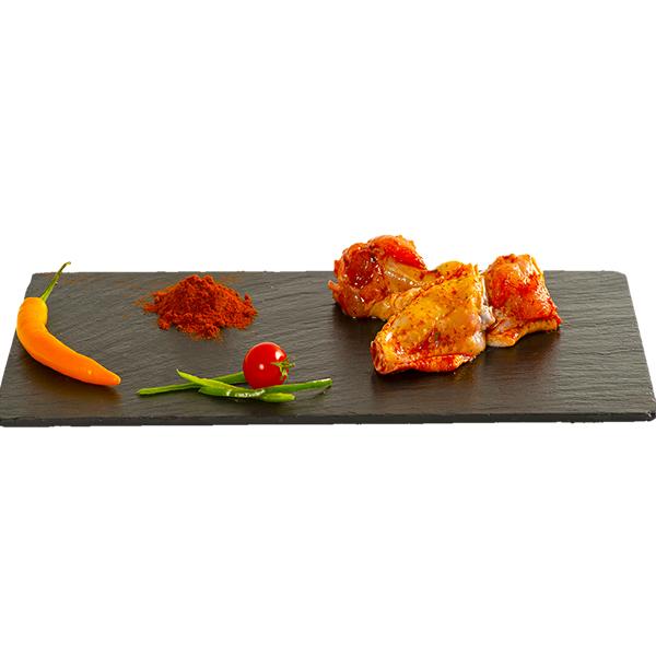Alitas de pollo al adobo carne saludable - Adobo de alitas de pollo ...