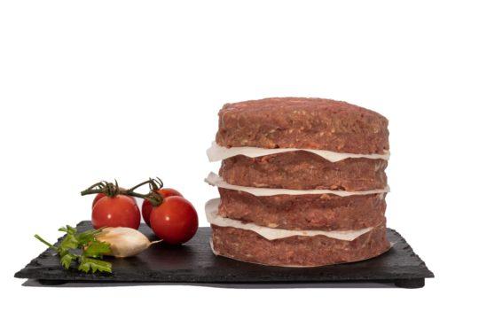 hamburguesa proteica ternera maria natura