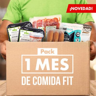 Pack 1 mes de comida FIT Maria Natura