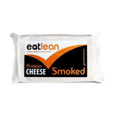 Cuña de queso ahumado proteínico EatLean 350gr