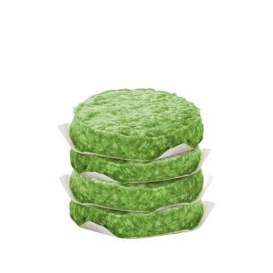 Popeye Protein Burger