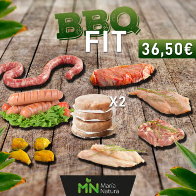 Pack Barbacoa FIT